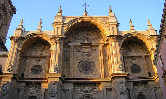 Nigel's Europe & beyond/Кафедральный собор Гранады