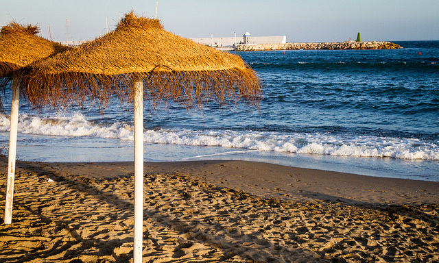 Пляжи Марбельи
