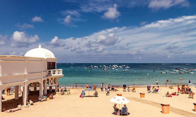 Пляж Калета