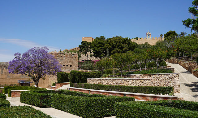 Сады Алькасабы