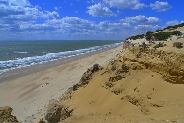 Пляжи Пунта Умбрия