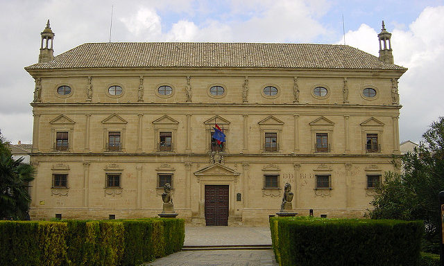 дворец в Убеде