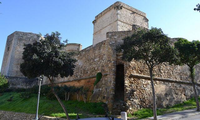 замок Сантьяго