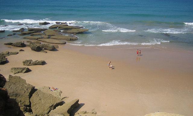Пляжи Ла-Барроза