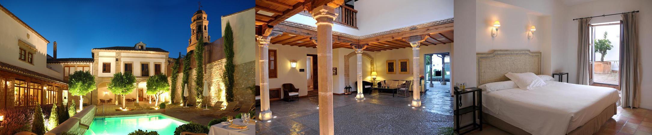 Hotel puerta de la luna andalusiaguide - Hotel puerta de la luna baeza ...