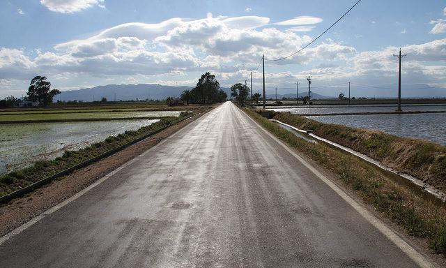 Дороги в Каталонии