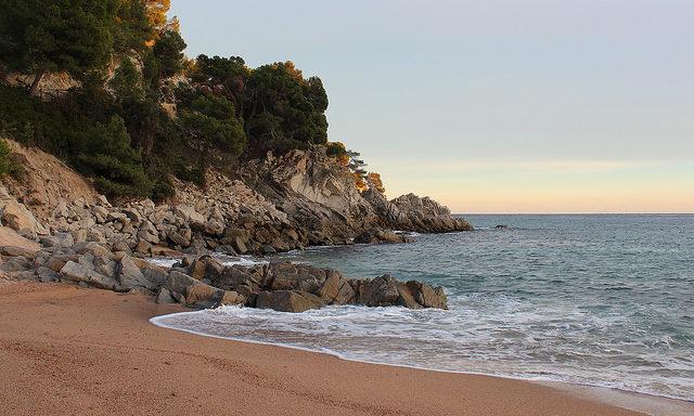 Пляжи Коста-Брава