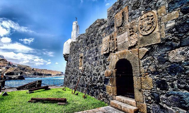 Замок Сан-Мигель в Гарачико