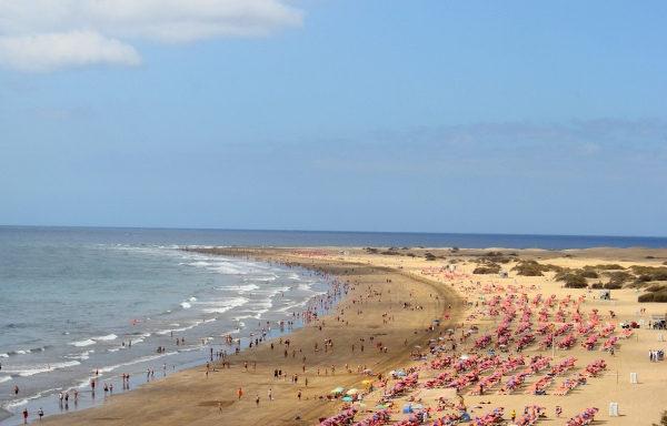 Пляжи Маспаломаса
