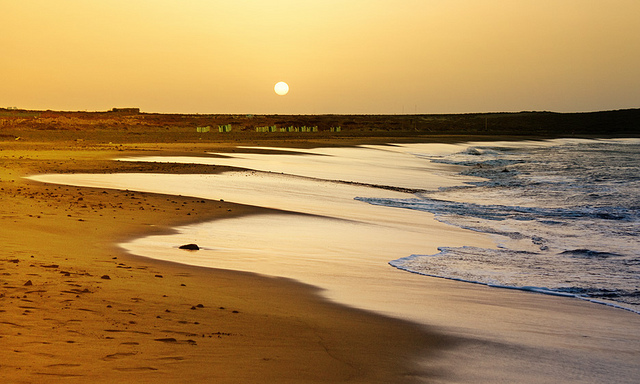 Пляжи Эль-Медано