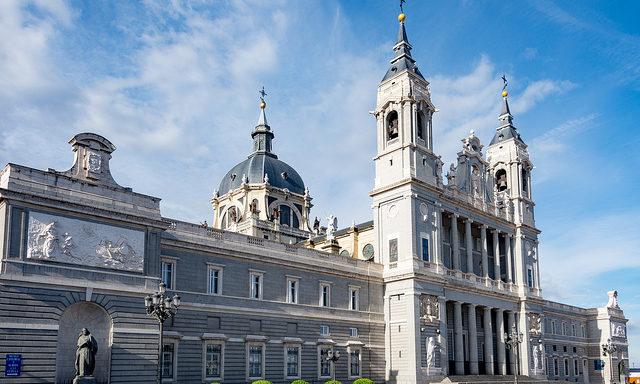 Альмудена, Мадрид