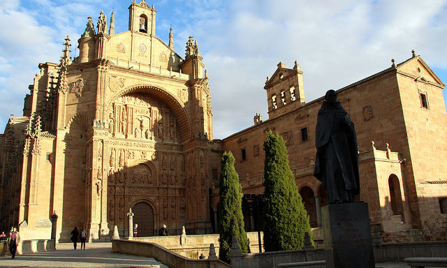 Монастырь Сан-Эстебан