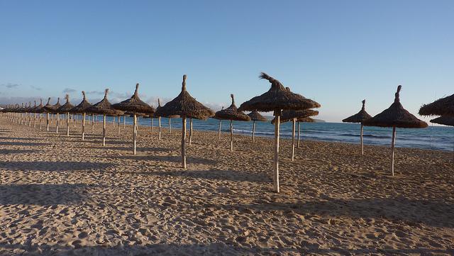 Пляж Плайя Кан Пастилья