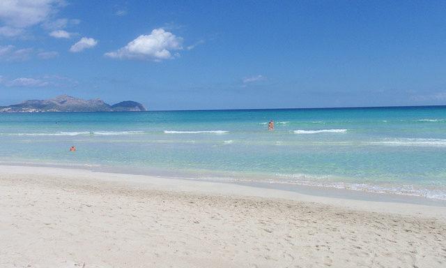 Пляжи на Плайя-де-Муро