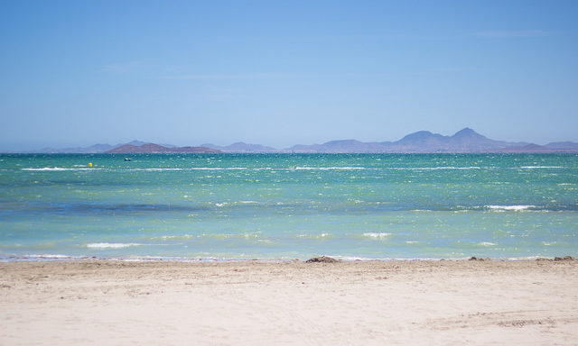 Пляжи Мар Менор
