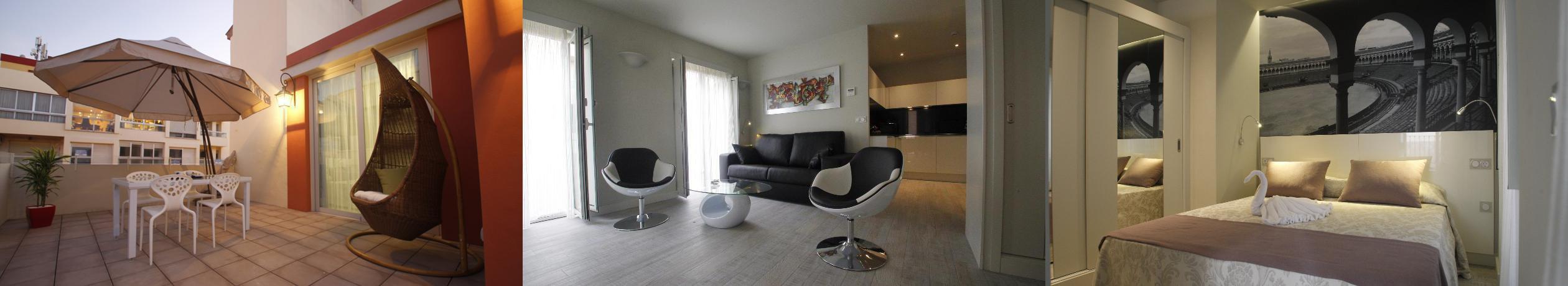 Apartamentos Sevilla Centro