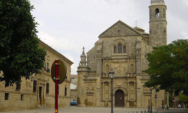церковь в Убеде