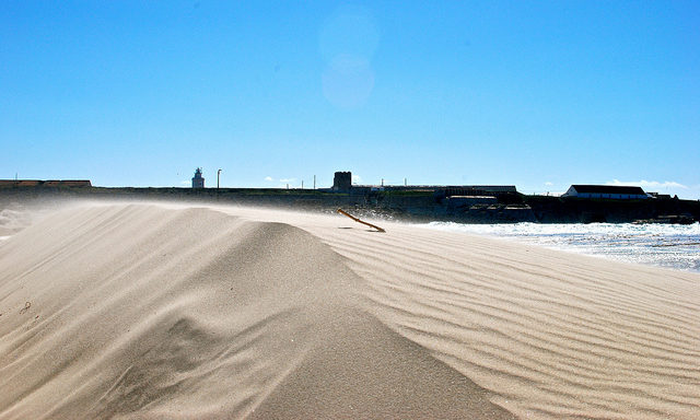 Дюны в Тарифе