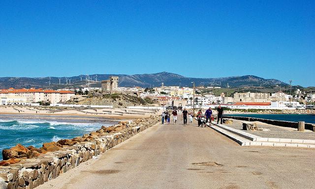 мост между Атлантикой и Средиземьем