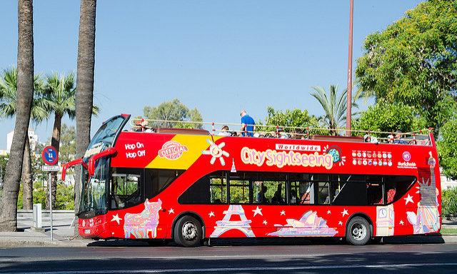 Транспорт в Севилье
