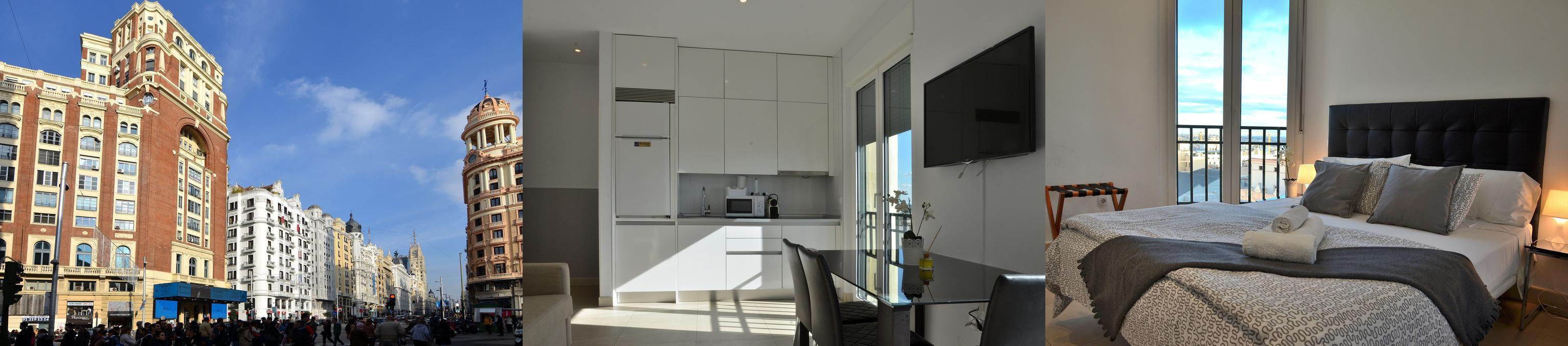 Dream Gran Vía 46 Apartments