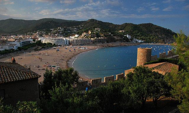 Пляж Gran
