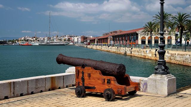 Старый порт Таррагоны
