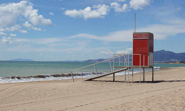 Пляжи Камбрильса