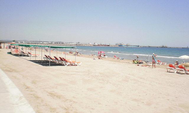 Пляж Ла-Пинеда