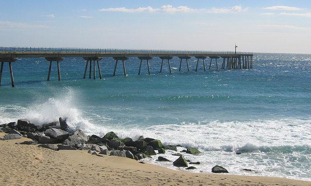 Пляжи Коста-дель-Маресме