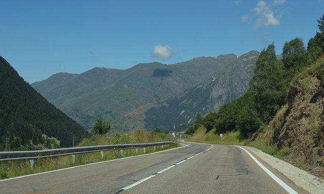 Живописные дороги Каталонии