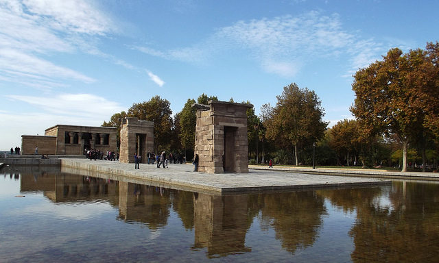 Храм Дебод, Мадрид