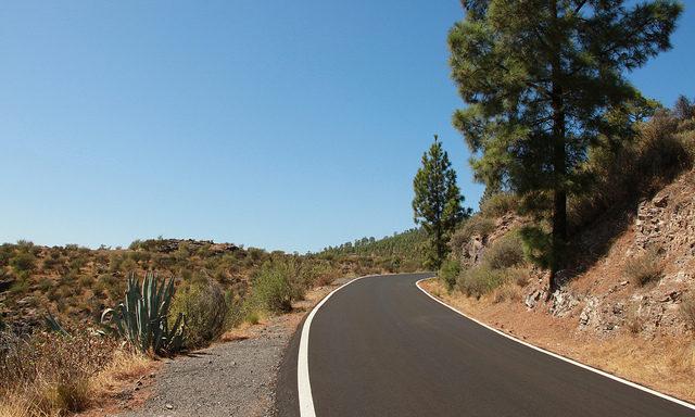 Дороги на Гран-Канарии