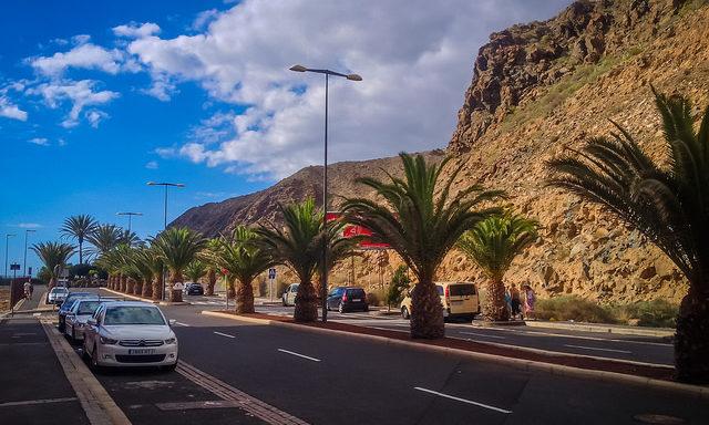 Бесплатные парковки на Тенерифе