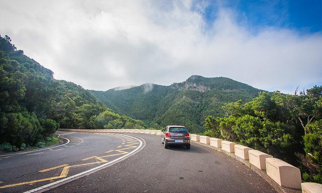Дороги на Тенерифе
