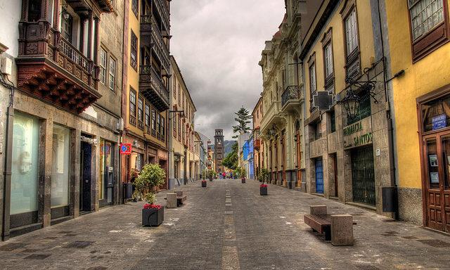 Улицы Ла-Лагуны