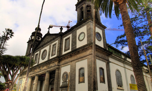 Церковь в Ла-Лагуне