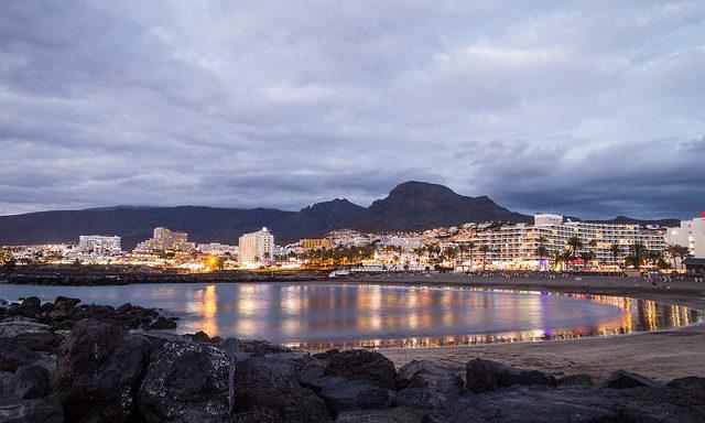 Ночной Коста-Адехе