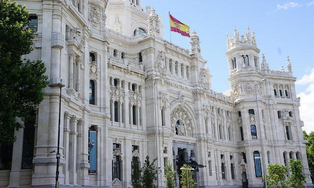 Дворец Сибелес, Мадрид