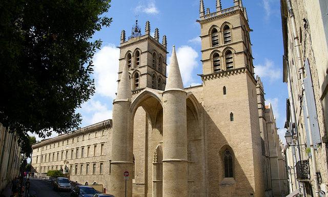 Кафедральный собор Монпелье