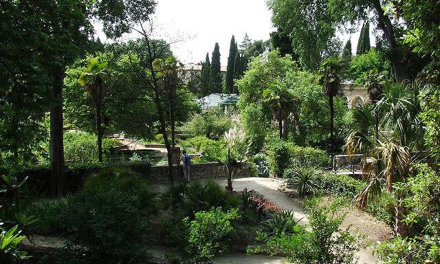 Ботанический сад Монпелье