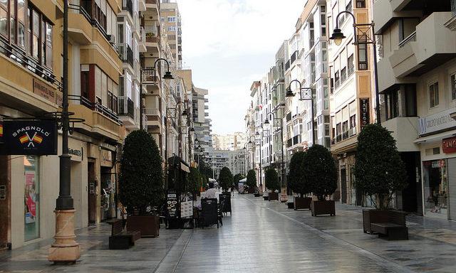 На улицах Картахены