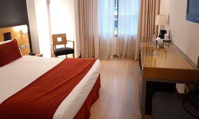 В двухместном номере отеля