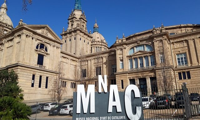 Дворец и музей Монжуика