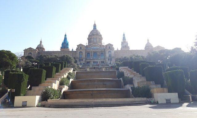 Национальный музей искусств Каталонии