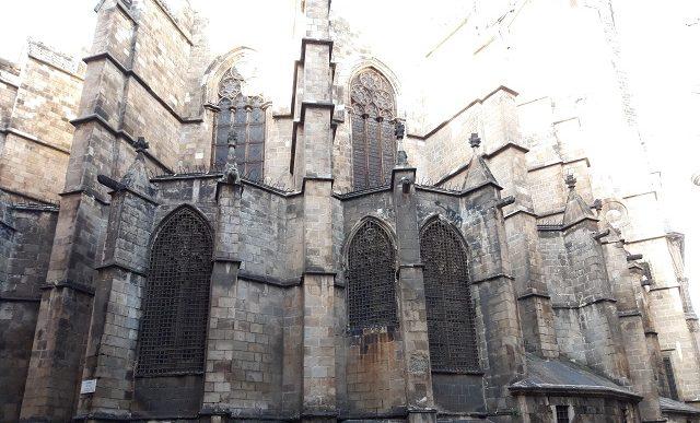 Торец Кафедрального собора