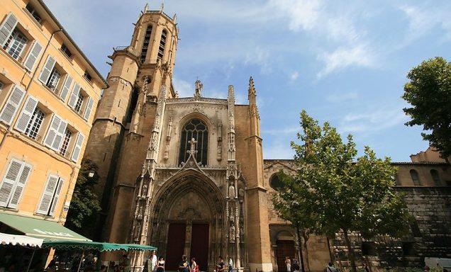 Кафедральный собор Экс-ан-Прованса