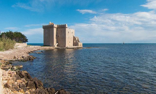 Крепость на Леринских островах