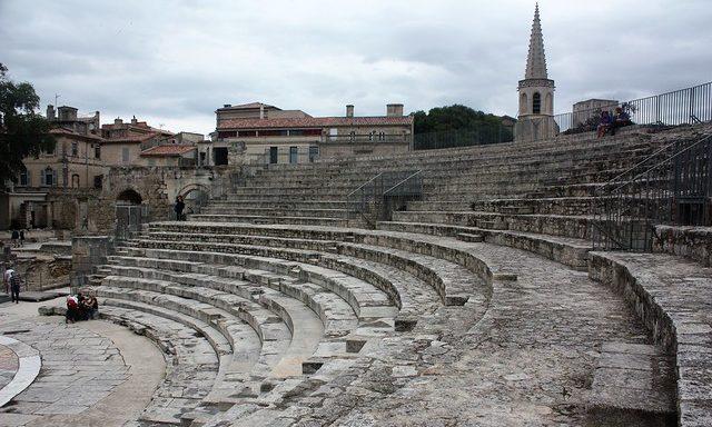 Античный театр, Арль