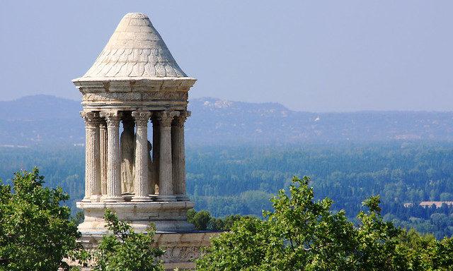 Башня в Глануме, Сен-Реми-де-Прованс